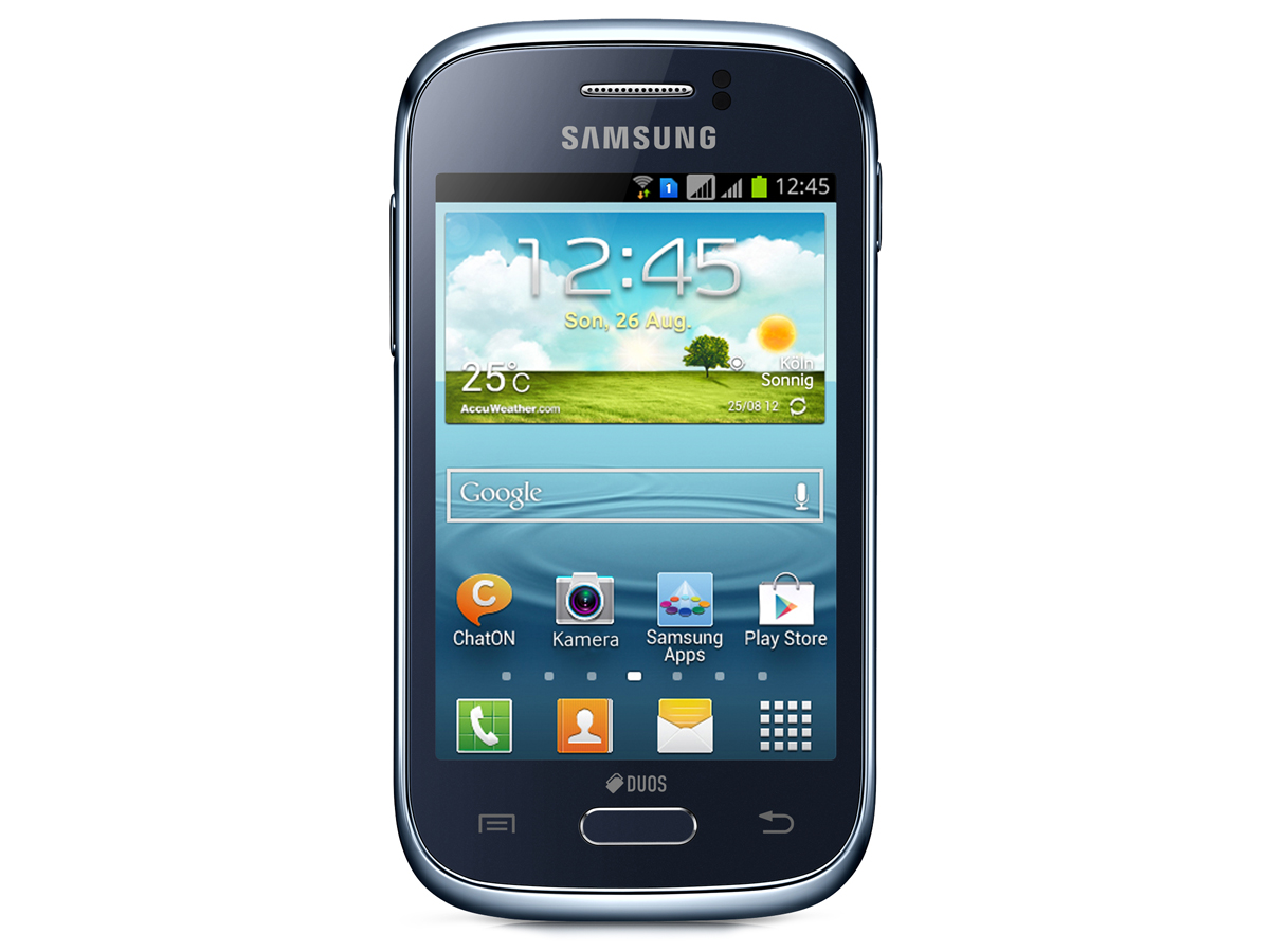 Samsung Galaxy Young DUOS GT S6312
