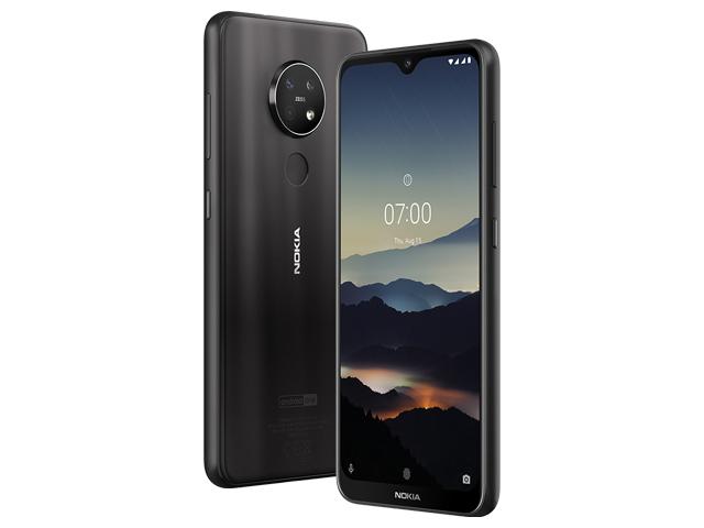Nokia 7.2 - Notebookcheck.fr