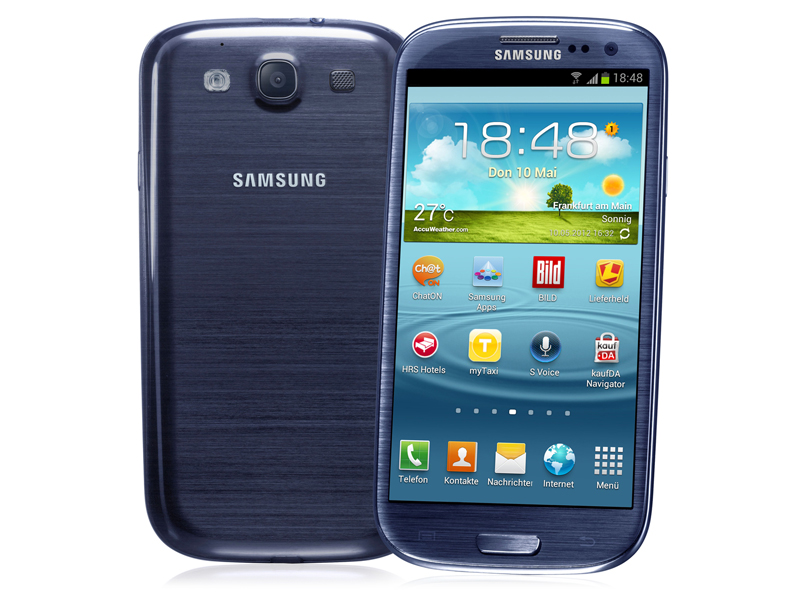 Samsung Galaxy S3 - Notebookcheck.fr