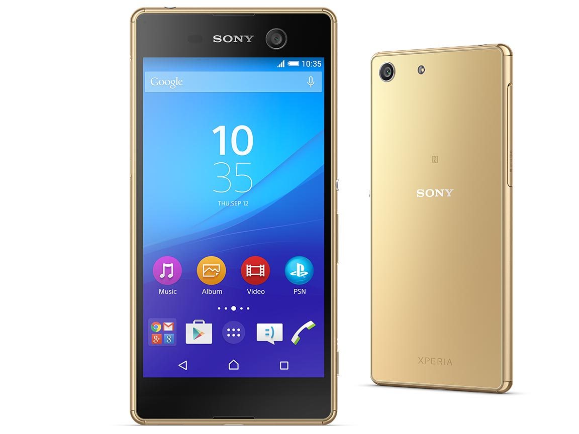 Xperia M Specifications Sony Xperia M5 E5663 -...