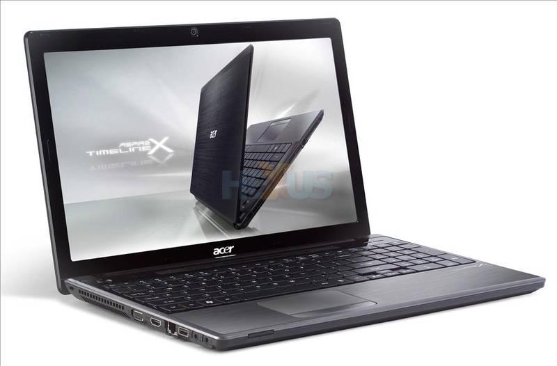 Acer Aspire 5820T 373G32Mn Processeur Intel Core I3