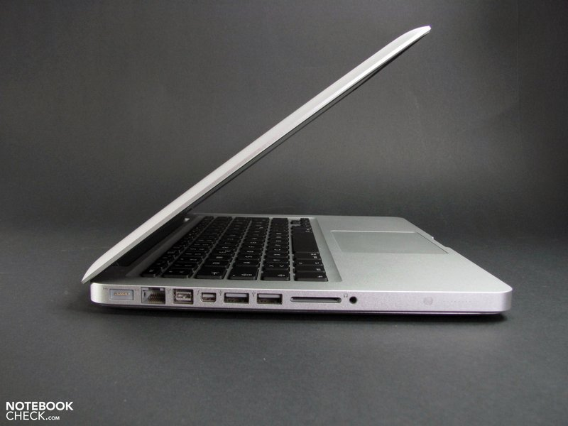 Apple Macbook Pro 13 Inch 2012 06 Md101ll A Notebookcheck Fr