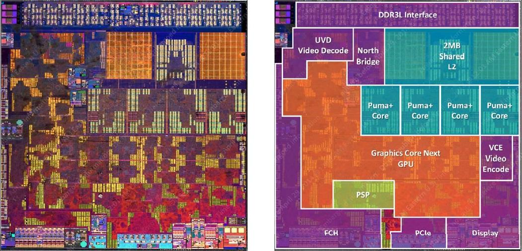 AMD E Series  Notebook Processor