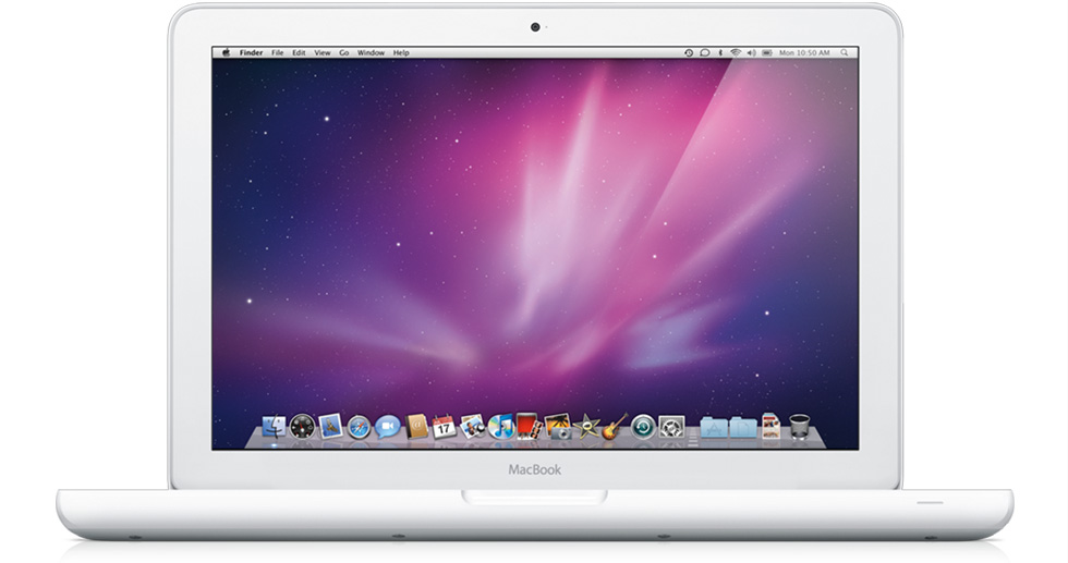 Apple MacBook White serie