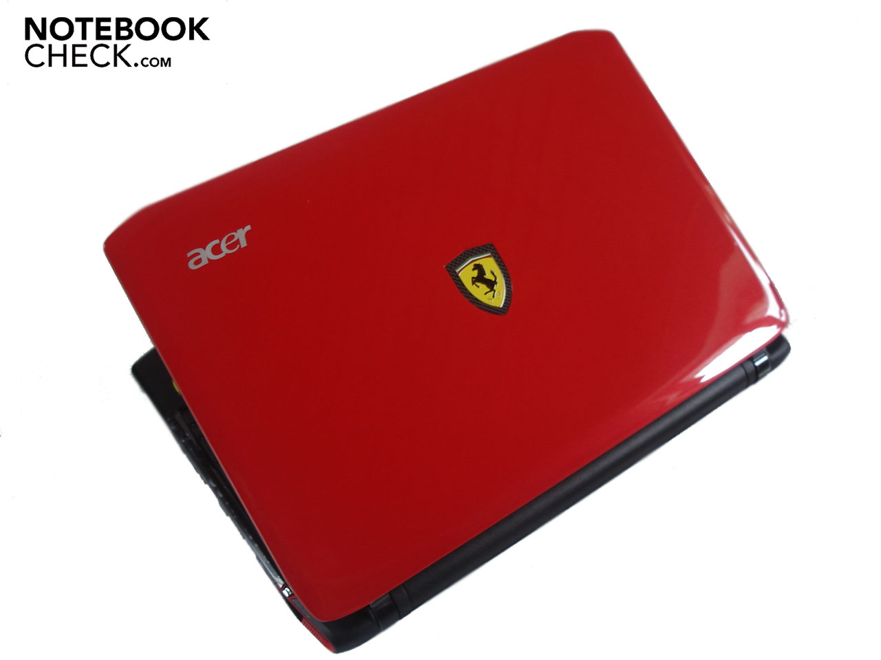 World's most expensive laptops: acer ferrari 1100 rich and loaded.