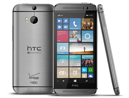 Htc one m8 windows 10