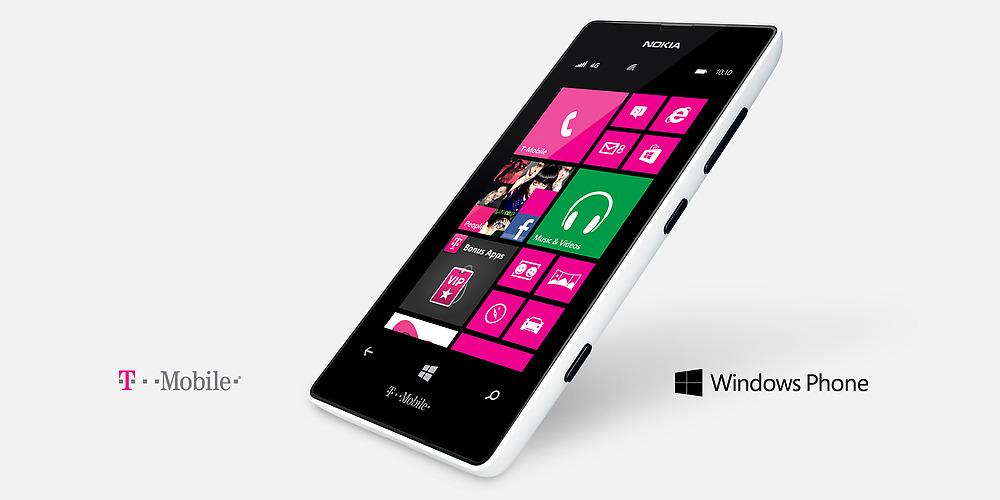 Ordinateur portable  Nokia Lumia 521   Lumia Gamme  Nokia Lumia 521 White
