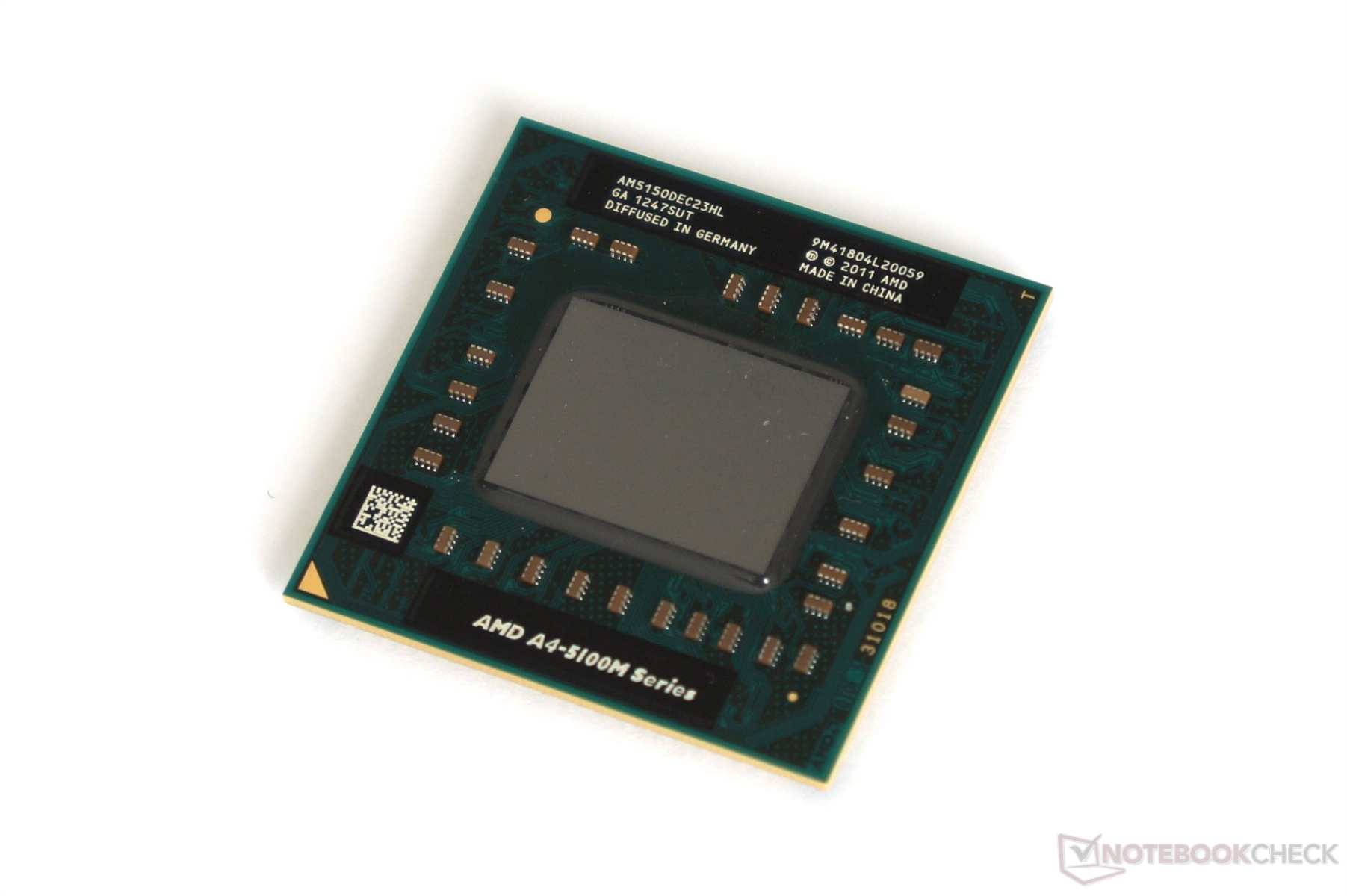 AMD A Series M Notebook Processor