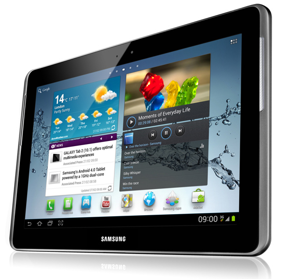 galaxy tab 2 connectique